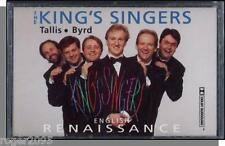 The King's Singers - English Renaissance - New 1995 Cassette Tape!
