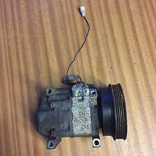 2002 Mazda Premacy 626 Air Con AC Pump Compressor H12A0AH4QU
