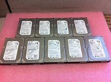 "(Lot of 9) Seagate 320GB 7200RPM 3.5"" SATA Desktop Hard Drives - HD342"