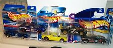 HOT WHEELS Real rider mint 5x Ford GT,speed machine