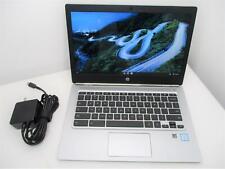 """HP Chromebook 13 G1 13.3"""" QHD+ M5-6Y57 1.1Ghz 8GB 32GB Wi-Fi Bluetooth WebCam"""