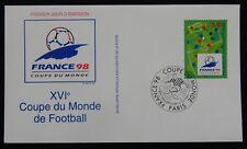 Af49* Enveloppe 1er Jour FDC 1995 FOOTBALL (coupe du monde) n°2985