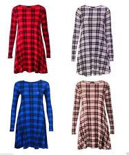 Calf Length Viscose Unbranded Plus Size Dresses for Women
