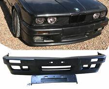 For BMW E30 Front bumper Valance splitter Skirt M Tech 2 Spoiler Technik Sport