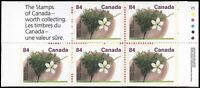[CF3049] Canadá 1991, Booklet Stanley Plum, 5x0,84$ (MNH)