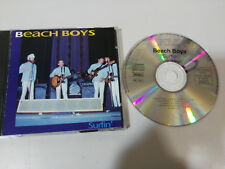 BEACH BOYS SURFIN´ SURFIN CD COMPILATION 10 TRACKS PILZ 1993 UK EDITION