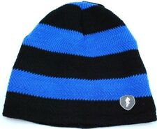 """Gongshow """"On The Line"""" Striped Knit Hockey Lifestyle Winter Cap/Beanie/Toque"""