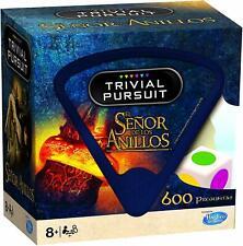 Juego de mesa Trivial Pursuit Bite de El Señor de los Anillos. Más de 8 años
