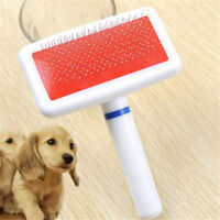 Chien Chat Cheveux Toilettage Râteau Peigne Brosse Gilling Nettoyage Animaux 宠物梳