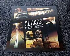 SOUNDS OF SAN FRANCISCO LP DRIVER SOUNDTRACK PS3 PLAYSTATION