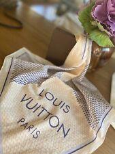 Louis Vuitton Cotton Scarf Bandana
