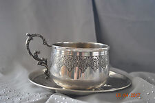 Gorgeous silver cup   France  style Napoleon III