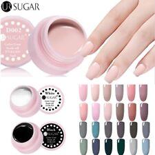 5ml Soak Off Nail UV/LED Gel Polish  Grey Color Coat Nails Varnish UR SUGAR
