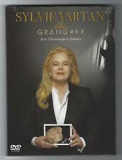 DVD « SYLVIE VARTAN - LIVE AU GRAND REX - EMOUVANT HOMMAGE A JOHNNY HALLYDAY