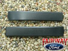 2009 thru 2014 F-150 OEM Genuine Ford Mirror Reflector Delete Kit PAIR