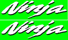 Ninja ZX6 636 Replica decals stickers graphics ZX7-R Fairing