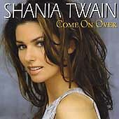 Shania Twain : Come On Over CD (2001)