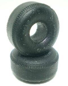 1/24 URETHANE SLOT TIRES 2pr fits Cox Dunlop 7.00x13