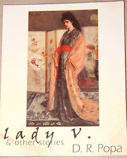 LADY V. & Other Stories by D.R. Popa, Romania 2007 (English)