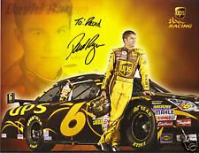 David Ragan Autographed/Autograph 8x10 Photo/Picture