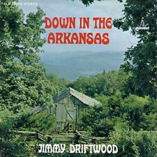 Jimmy Driftwood - Down in the Arkansas [New CD] Manufactured On Demand