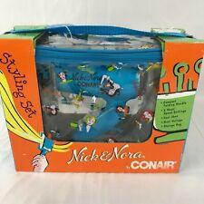 Nick & Nora Conair Hairdryer Exclusive Styling Set