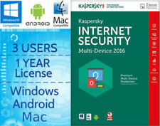 Software de antivirus y seguridad Kaspersky de descarga