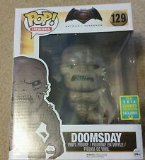 Funko POP! Doomsday 6 inch Batman vs Superman Convention Exclusive
