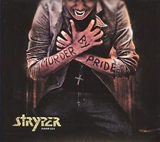 Murder by Pride [Digipak] by Stryper (CD, Jul-2009, Big3 Records)