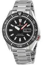 Seiko Men's Watch Automatic Diver Tag Date 43mm Stainless Steel Band SRP495K1