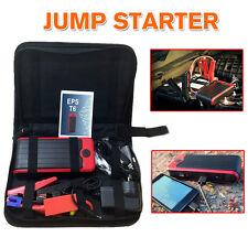 T6 12000mAh Portable Car Vehicle Jump Starter Phone Charger Power Bank 12V 400A