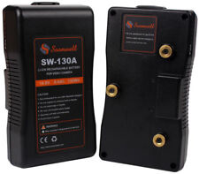 Soonwell Anton Bauer Gold Mount Video Camera Li-ion Battery 95Wh 14.8V 8800mAh