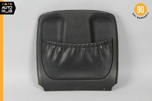 01-04 Mercedes W203 C230 C320 Seat Back Cover Panel Left or Right Black OEM