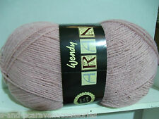 Wendy Aran with 25% Wool Yarn Rose Blush Shade 0498 400g Ball