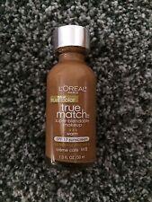 L'Oréal True Match Super Blendable Makeup ~ Creme Cafe