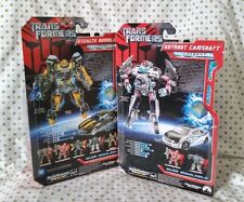 TransFormers Stealth BumbleBee Autobot CamShaft Movie Lot G1 Titans Return TLK