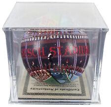 Cardinals Busch Stadium Printed Unforgetaball! Un-signed