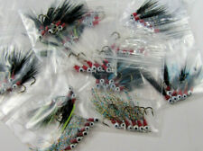 Spittin' Image - POPEYE Fishing JIGS Flies - 1/60 oz #8 hook - 6-PACK