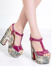 Christian Louboutin Wedge Party Heels for Women