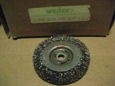 """Weiler 00234 3""""X.0118X1/2-3/8 Wire Wheel (Aa4488-2)"""