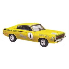 1973 ATCC Ian Geoghegan R/T E49 Charger   1:18 Classic Carlectables