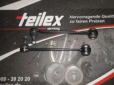 2x Mercedes w203 w202 w210 Tie Rod Suspension Arm Set Cross Brace Rear Axle