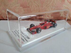Ferrari F399 San Marino GP 1999 Win Schumacher BBR Kits MET 85 NewAce not Tameo