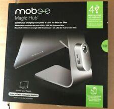 MoBee Magic Hub continue de Chargement Ports USB + USB 3.0 pour Apple iMac & Affichage