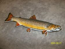 Brook Trout 16.5 Inches Long Real Skin Mount