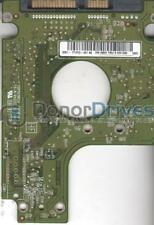 WD6400BEVT-60A0RT0, 2061-771672-001 AE, WD SATA 2.5 PCB