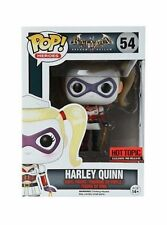 FUNKO POP DC HARLEY QUINN ARKHAM ASYLUM HOT TOPIC PRE RELEASE EXCLUSIVE 54