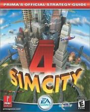 SimCity 4 (Prima's Official Strategy Guide) by Kramer, Greg