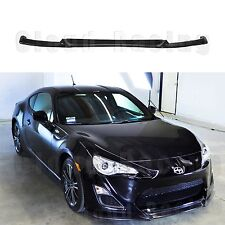 2013 ~ 2016 A-Style Front Lip(Urethane) Front Bumper Lip For Scion FRS GT86