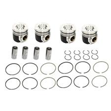 NEU Kolben Set +0,50mm (91,50mm)  Piston Hyundai Kia 2.5 CRDi D4CB